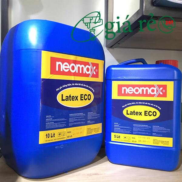Phụ gia chống thấm Neomax Latex Eco