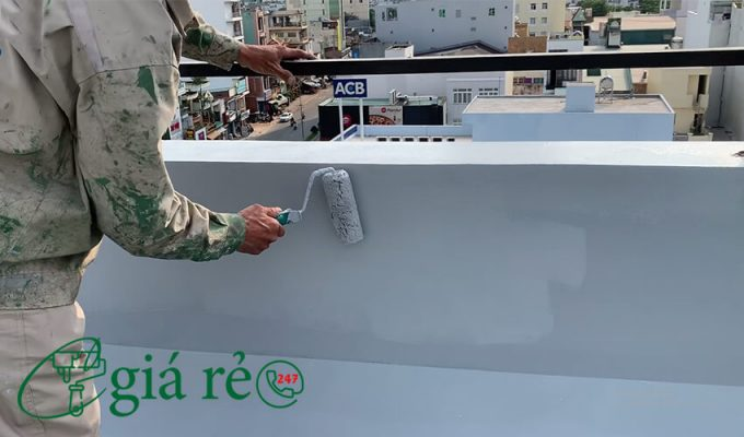 Chống thấm tường ngoài bị nứt bằng Neomax A108 vừa đem lại khả năng chống thấm cao mà còn hạn chế tối đa các vết nứt