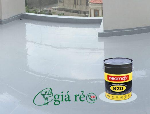 Hợp chất chống thấm sân thượng Neomax 820