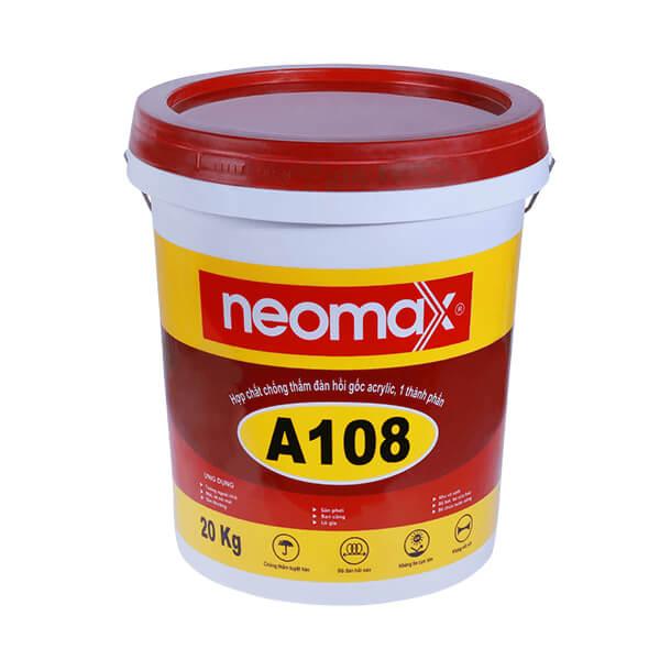 Sơn chống thấm tường Neomax A108 gốc Acryclic