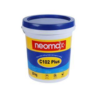 Vật liệu chống thấm gốc xi măng neomax C102 plus