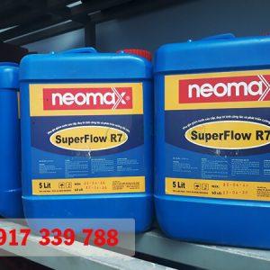 Phụ gia bê tông Neomax SuperFlowR7
