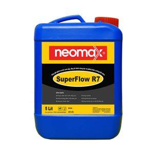 Phụ gia siêu dẻo thế hệ mới neomax superflow R7