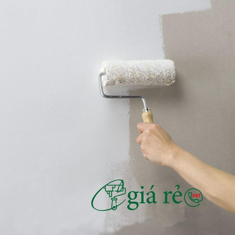 chống thấm tường đơn giản với neomax A108
