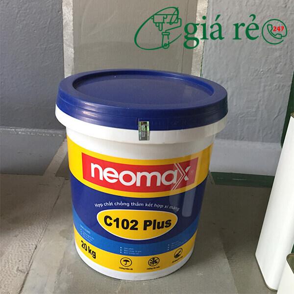 Vật liệu chống thấm tường Neomax C102 Plus