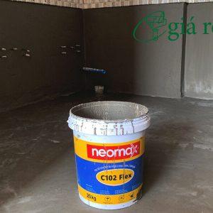 Chống thấm trần nhà bị nứt do thấm nhà vệ sinh