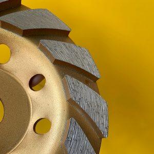 đĩa mài sàn bê tông Smart tool 150mm