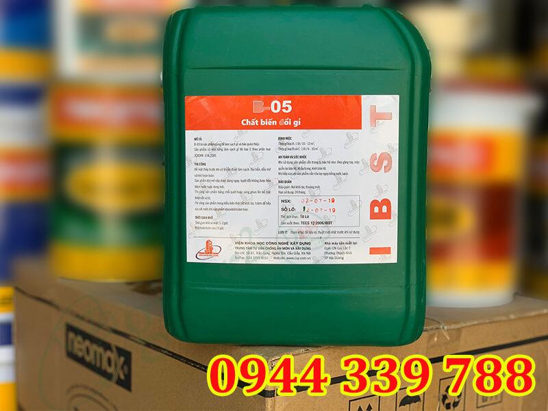 Hóa chất tẩy rỉ B-05 giá rẻ 247