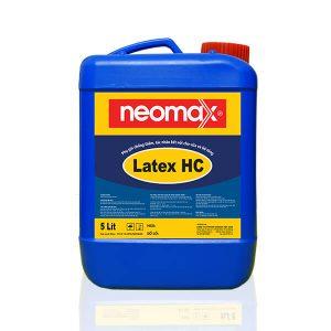 phụ gia chống thấm neomax latex HC