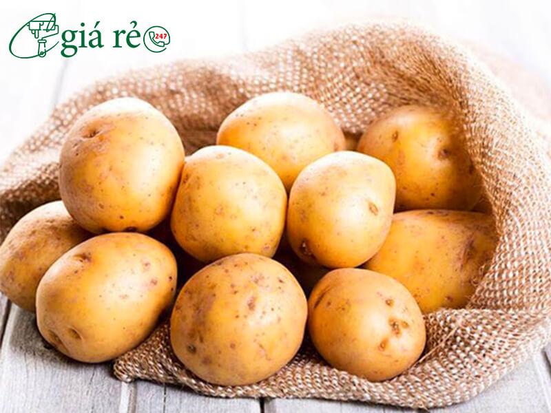 Tẩy rỉ sét bằng khoai tây