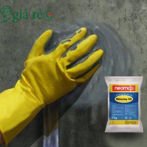 cách thi công vữa trộn neomax waterplug 102