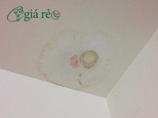 Chống thấm trần nhà bê tông