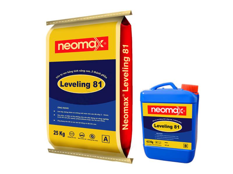 Đánh giá vữa chống thấm gốc xi măng Neomax Leveling 81