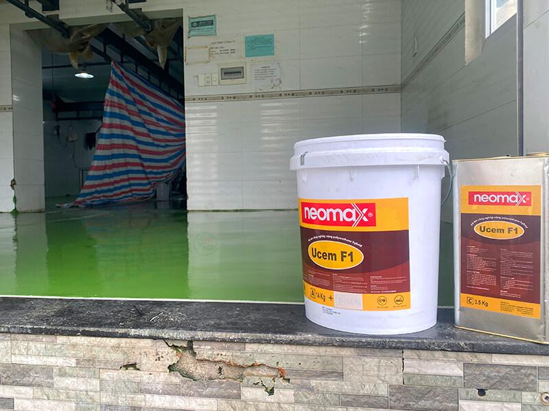 Hệ phủ sàn công nghiệp Neomax Ucem F1