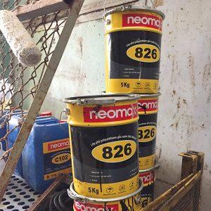 Sơn chống thấm Polyurethane gốc nước Neomax 826
