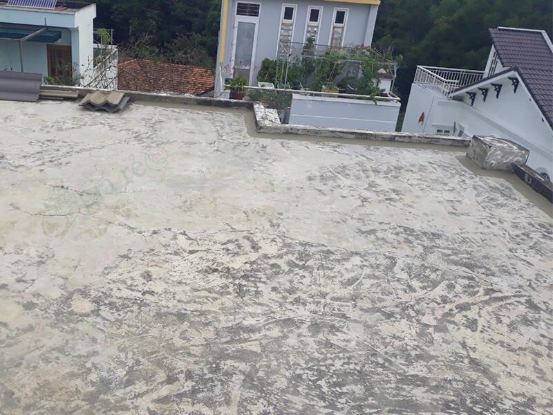 Tại sao phải chống thấm mái bê tông