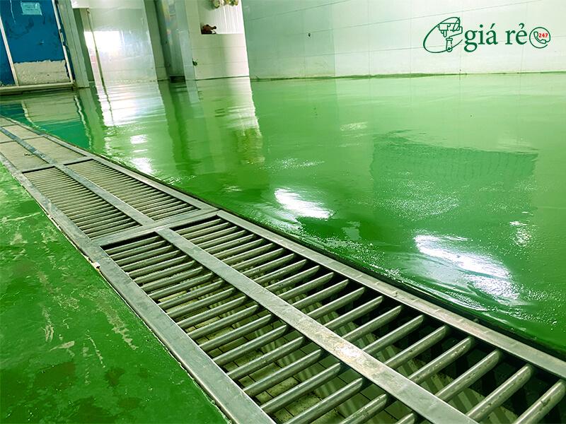 Tại sao phải ứng dụng hệ thống sàn công nghiệp