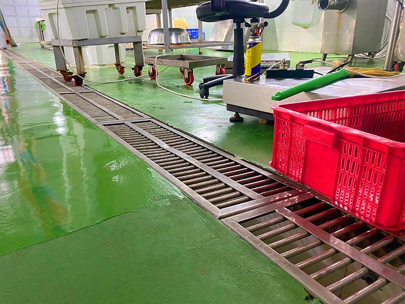 Tìm hiểu về lớp phủ sàn bê tông công nghiệp nặng